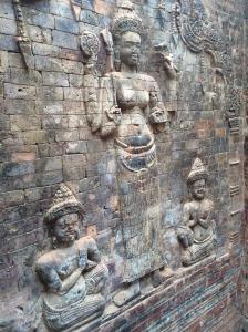 Goddess of Prasat Kravan