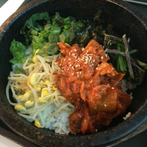 Korean Hot Pots  in Seoul, South Korea