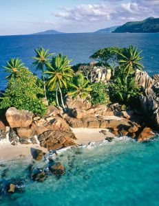 Photo from pinterest Seychelles Islands